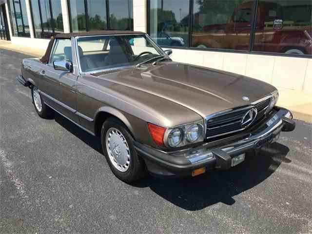 Picture of '89 560SL - NTAZ