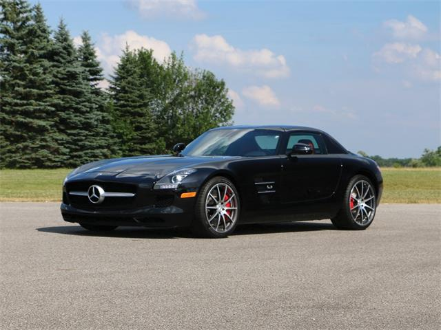 Picture of '12 SLS AMG - NTB0
