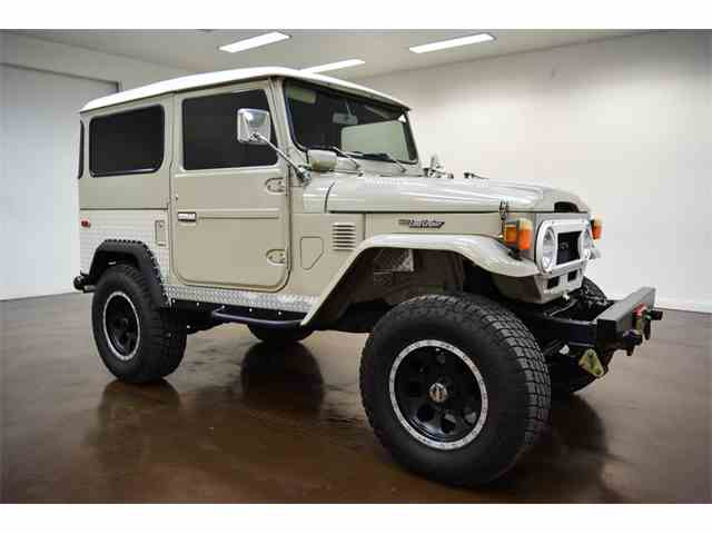 Picture of '75 Land Cruiser FJ - NTB1