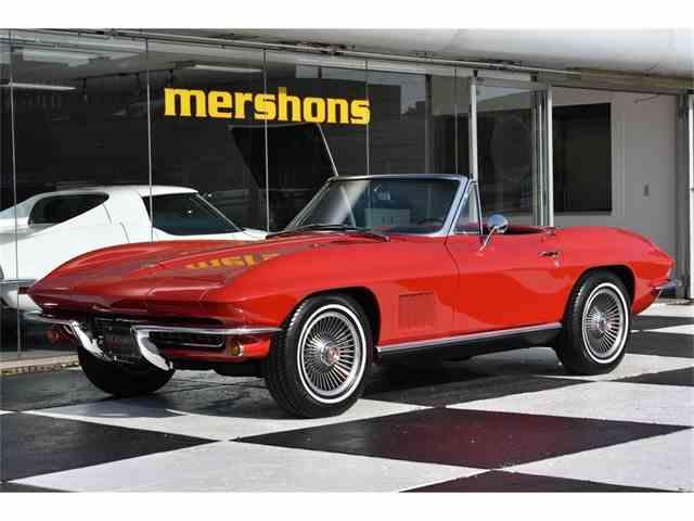 Picture of '67 Corvette - NTB5