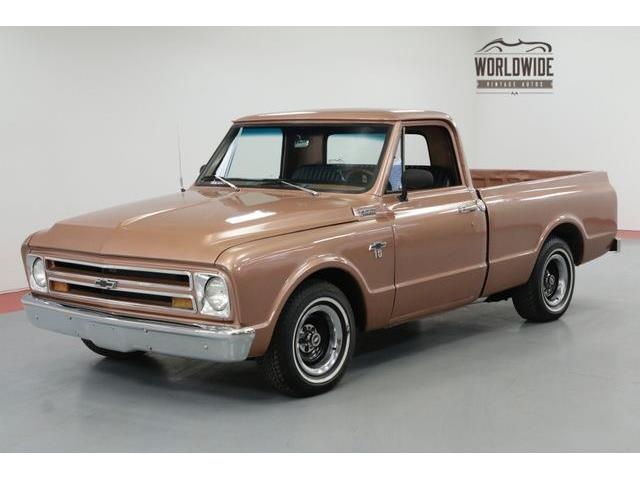 Picture of '67 C10 - NTB9