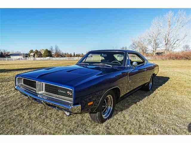 Picture of '69 Charger 426 Hemi - NTBM