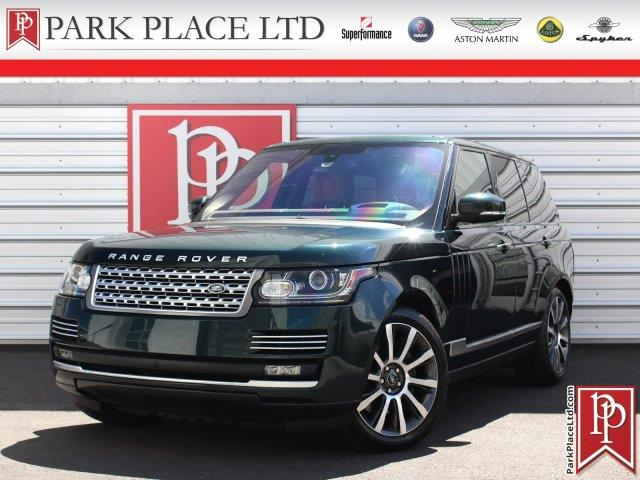 Picture of '16 Range Rover - NSKE