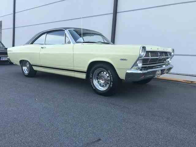 Picture of '67 Fairlane - NTBZ