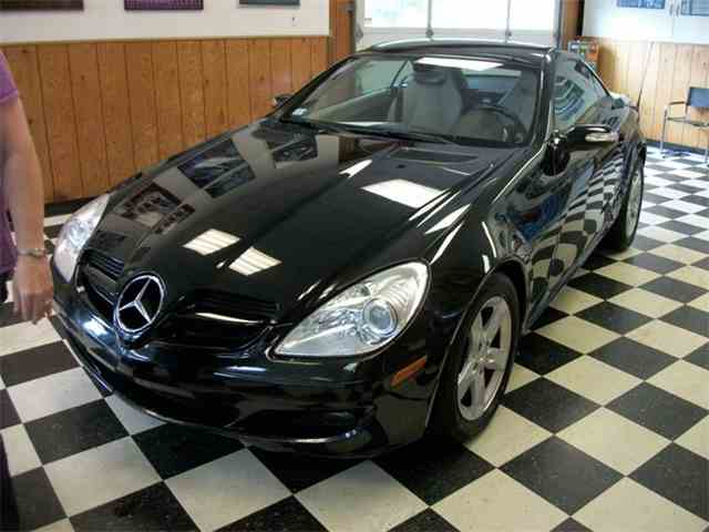 Picture of '07 SLK-Class - NTCB