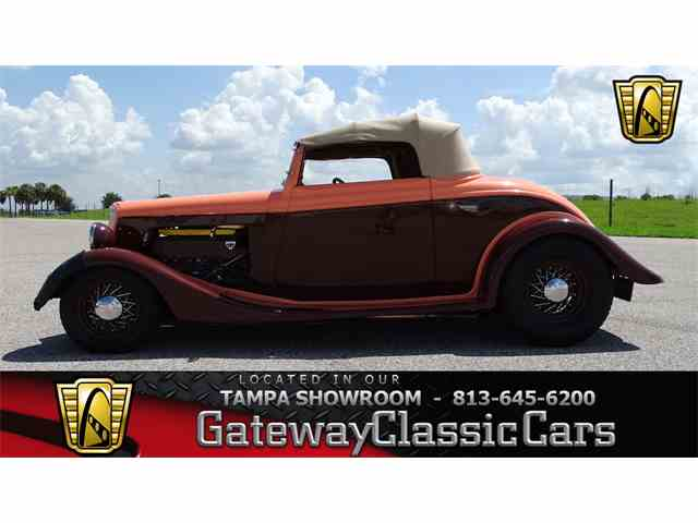 Picture of '34 Cabriolet - NTDL