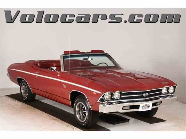 Picture of '69 Chevelle - NTDS