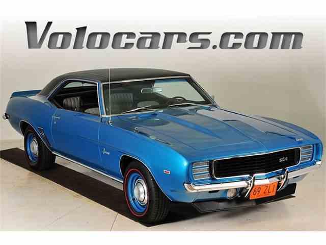 Picture of '69 Camaro - NTE0