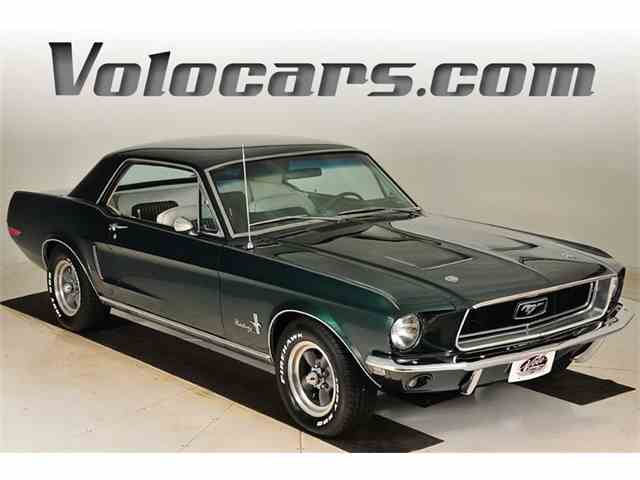 Picture of '68 Mustang - NTE4