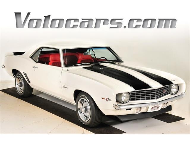 Picture of '69 Camaro - NTE8