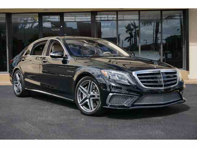 Picture of '15 S-Class - NTED