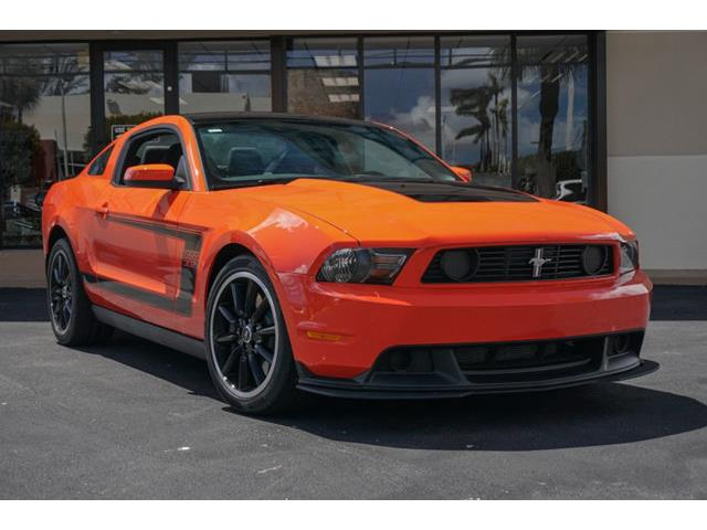Picture of '12 Mustang - NTEE