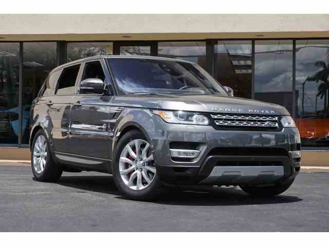 Picture of '16 Range Rover Sport - NTER
