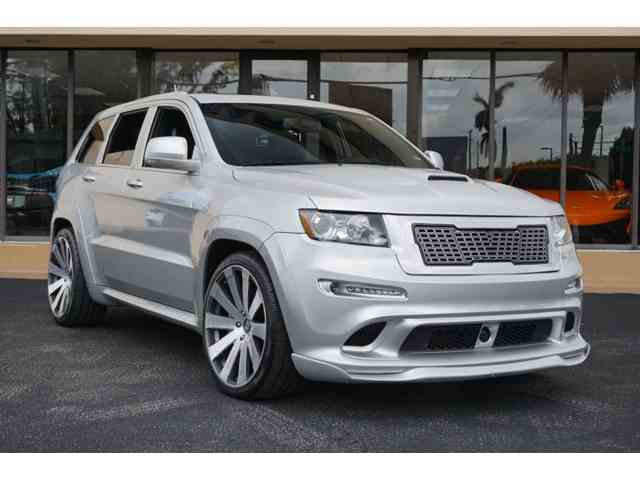 Picture of '12 Grand Cherokee - NTES