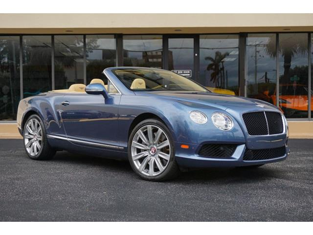 Picture of '14 Continental GT - NTEV