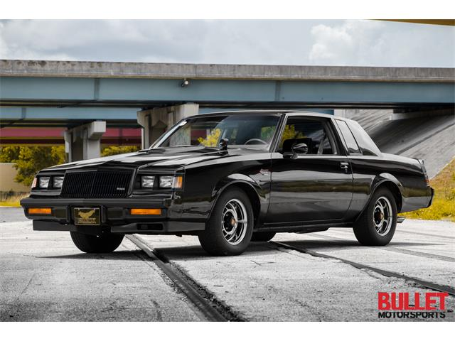 Picture of '87 Grand National - NTF0