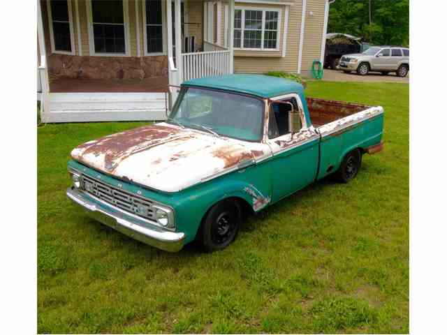 Picture of '64 F100 - NTF5
