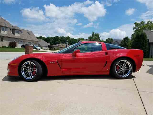 Picture of '08 Corvette Z06 - NTF7