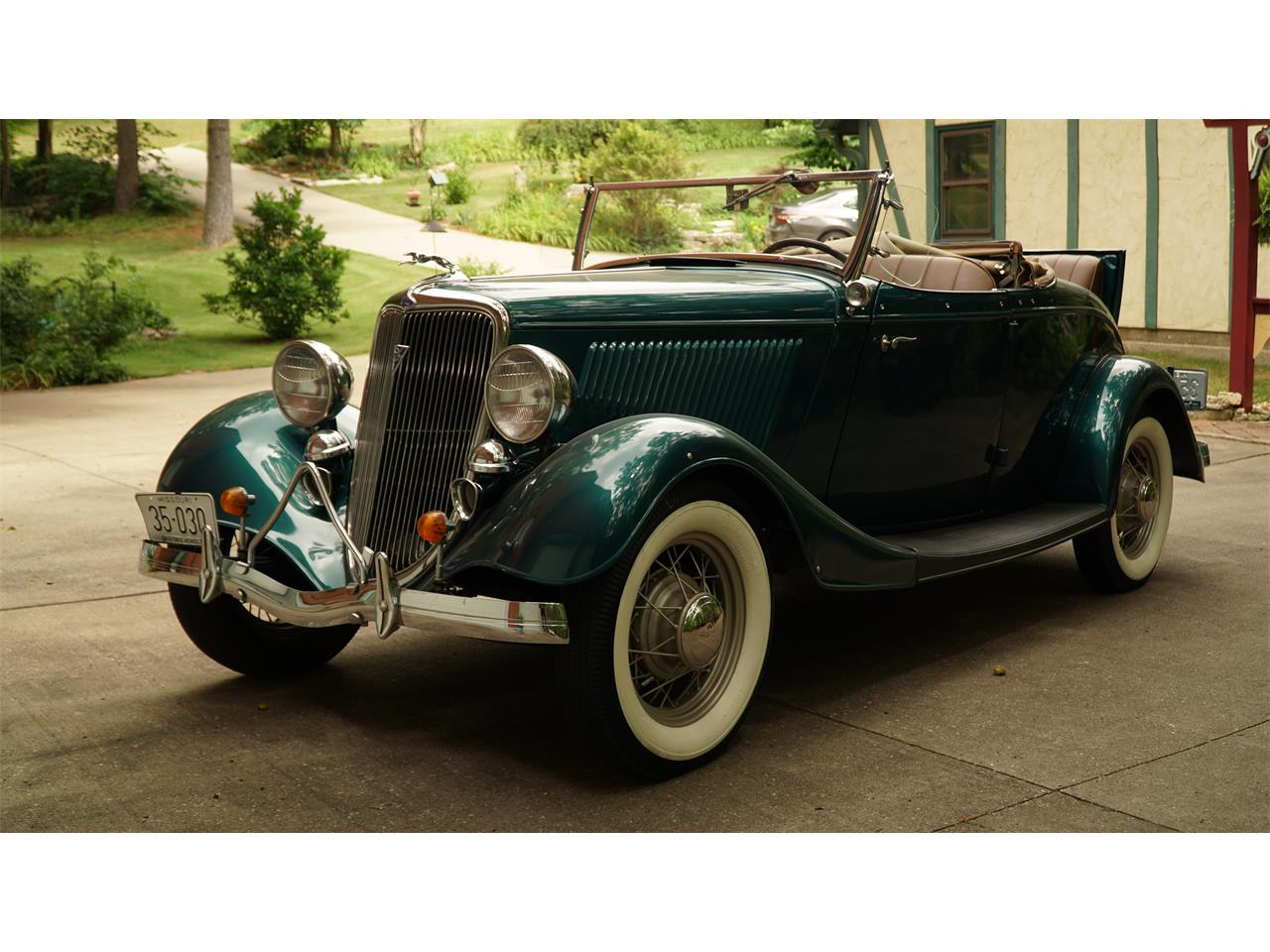 Large Picture of '34 Roadster - NTFA