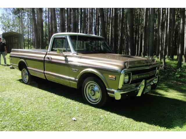 Picture of '70 C10 - NTFE