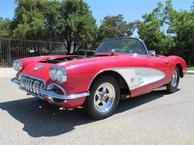 Picture of Classic 1959 Chevrolet Corvette located in California Offered by  - NTG2