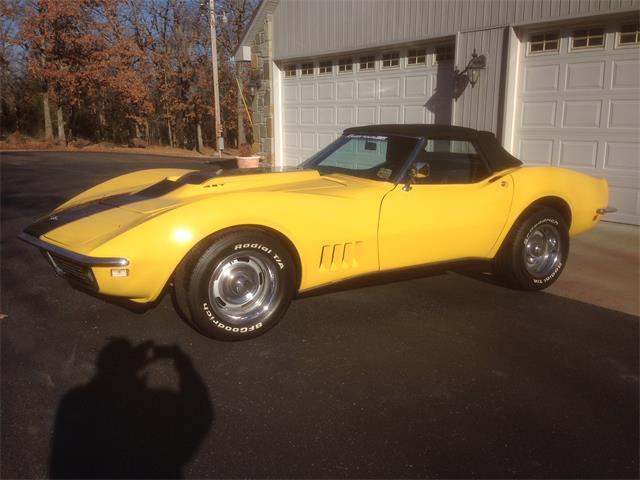 Picture of '68 Corvette ZR1 - NTG5