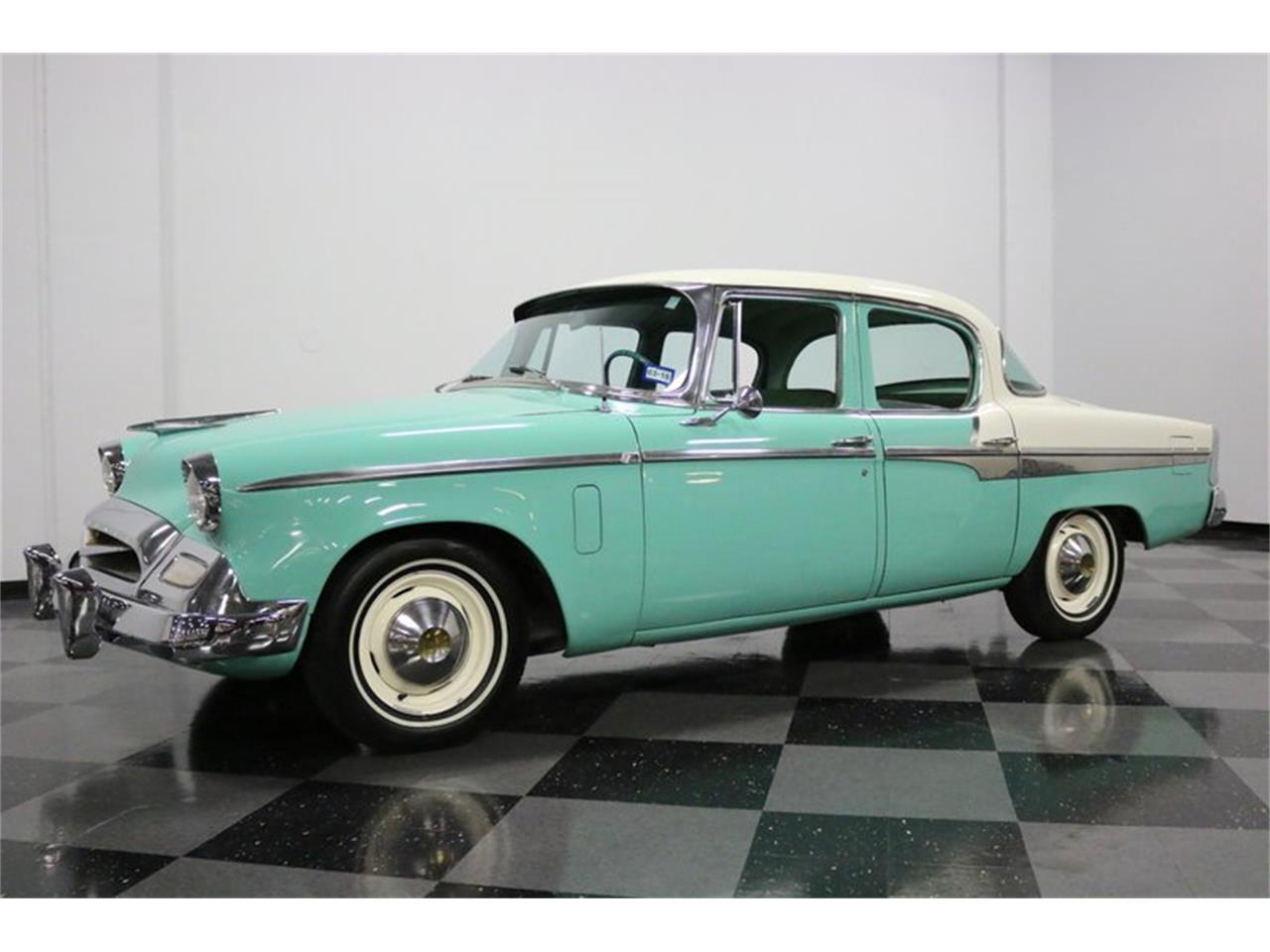 Large Picture of 1955 Studebaker Champion Offered by Streetside Classics - Dallas / Fort Worth - NTGN