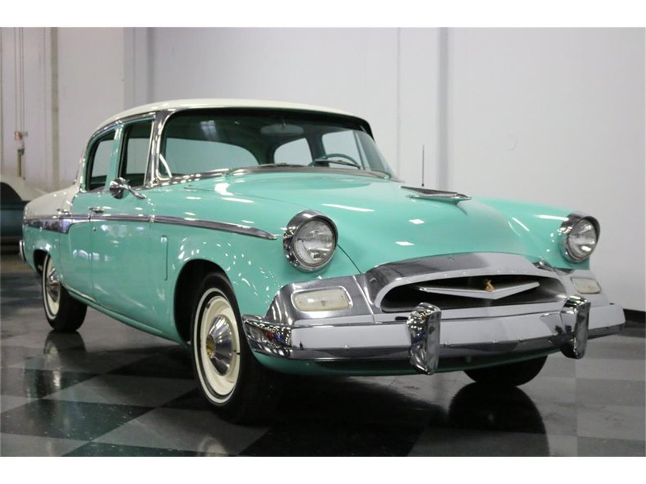 Large Picture of '55 Studebaker Champion - $9,995.00 Offered by Streetside Classics - Dallas / Fort Worth - NTGN