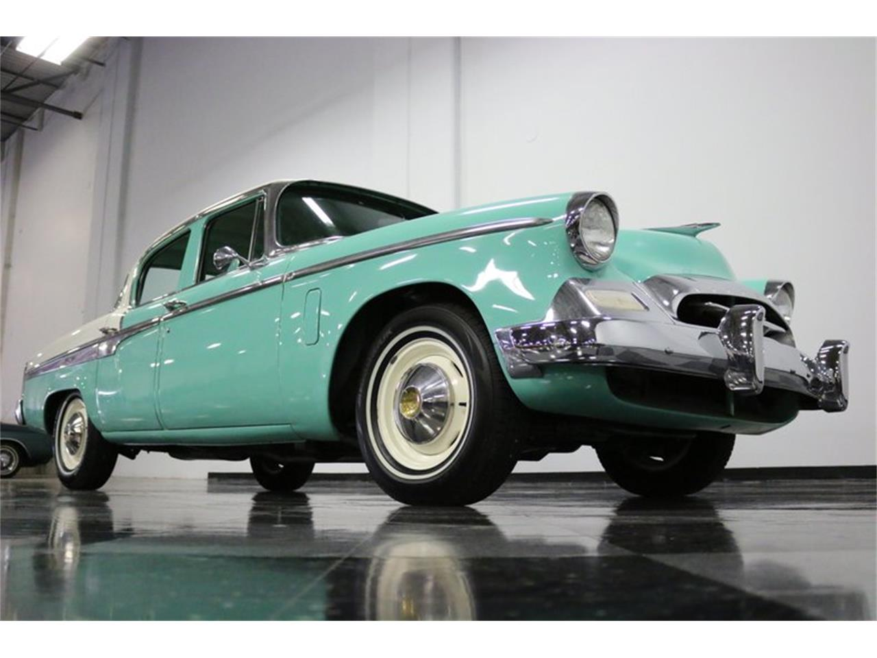 Large Picture of '55 Studebaker Champion located in Texas - $9,995.00 Offered by Streetside Classics - Dallas / Fort Worth - NTGN