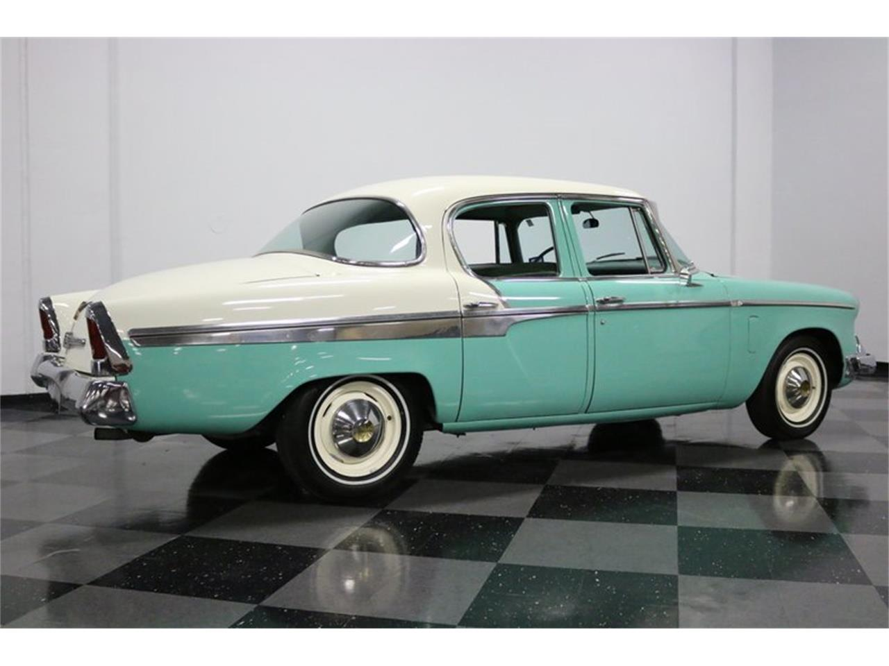 Large Picture of 1955 Studebaker Champion located in Ft Worth Texas Offered by Streetside Classics - Dallas / Fort Worth - NTGN