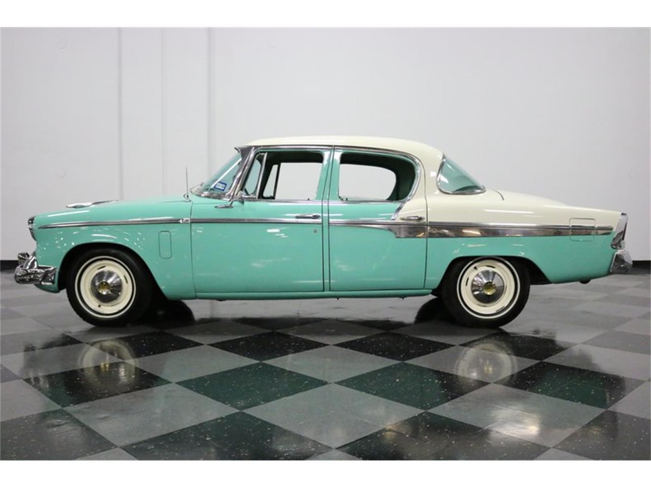 Large Picture of 1955 Studebaker Champion - $9,995.00 Offered by Streetside Classics - Dallas / Fort Worth - NTGN