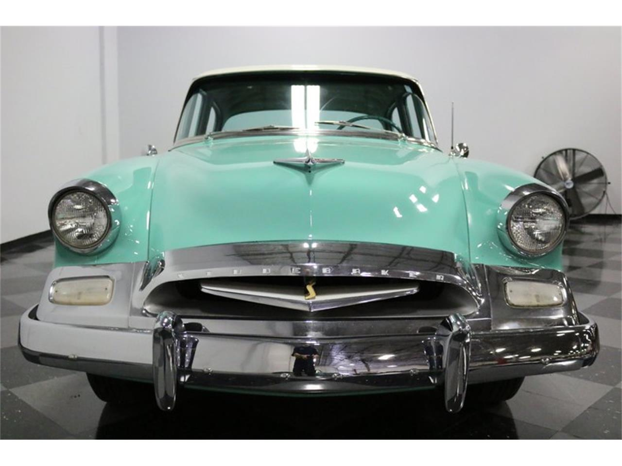 Large Picture of Classic 1955 Studebaker Champion located in Texas Offered by Streetside Classics - Dallas / Fort Worth - NTGN