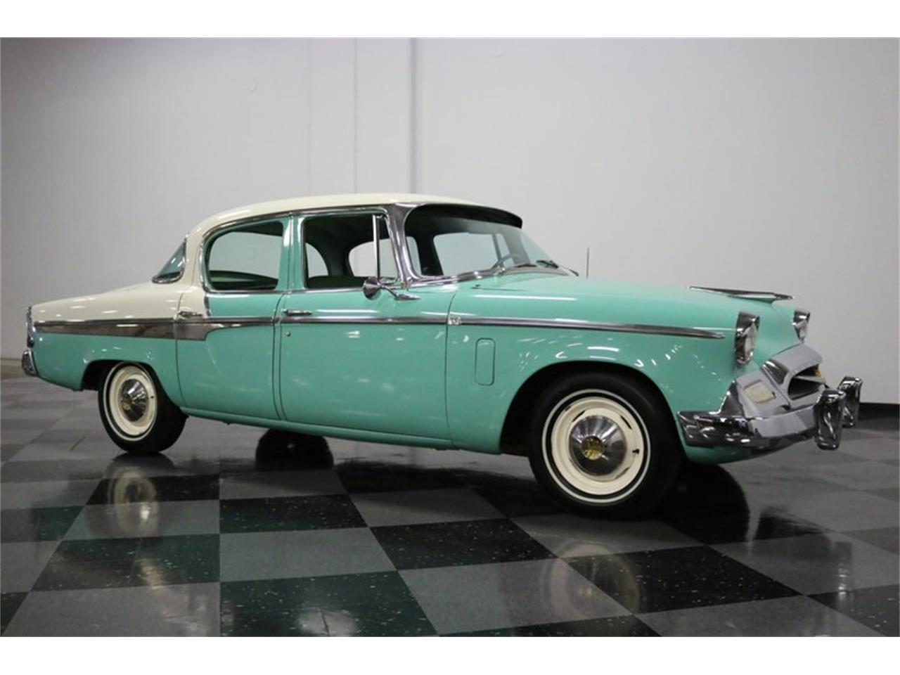 Large Picture of Classic '55 Studebaker Champion - $9,995.00 Offered by Streetside Classics - Dallas / Fort Worth - NTGN