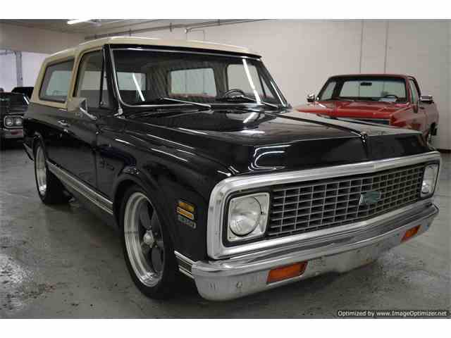 Picture of '72 Blazer - NSHP