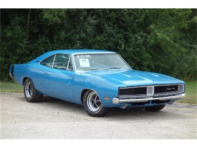 Sports Cars For Sale >> 1969 Dodge Charger for Sale on ClassicCars.com