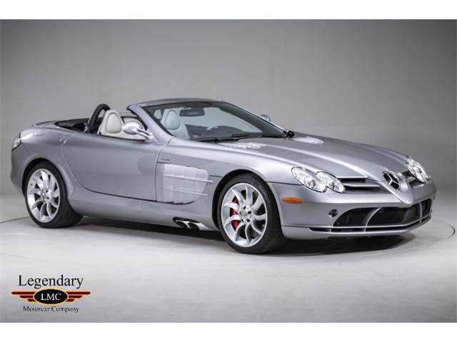 Picture of 2008 Mercedes-Benz SLR McLaren Offered by  - NTHP
