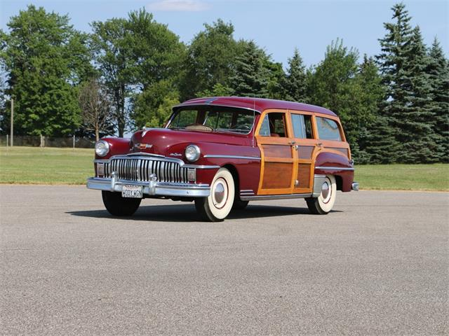 Picture of '49 Custom Station Wagon - NTHW