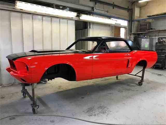 Picture of '68 Mustang - NTIF