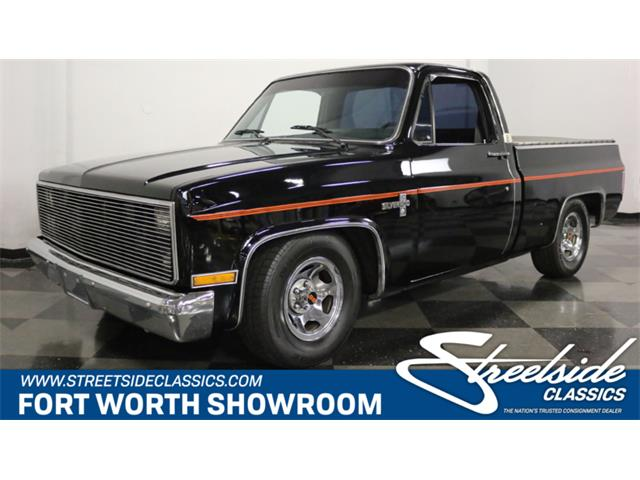 Picture of '86 C10 - NTIL