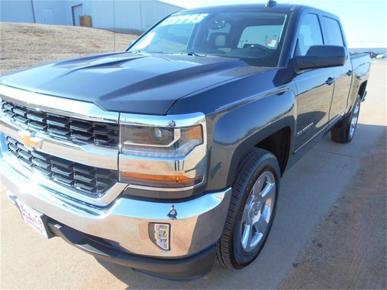 Large Picture of '17 Silverado - $30,000.00 - NTJ2