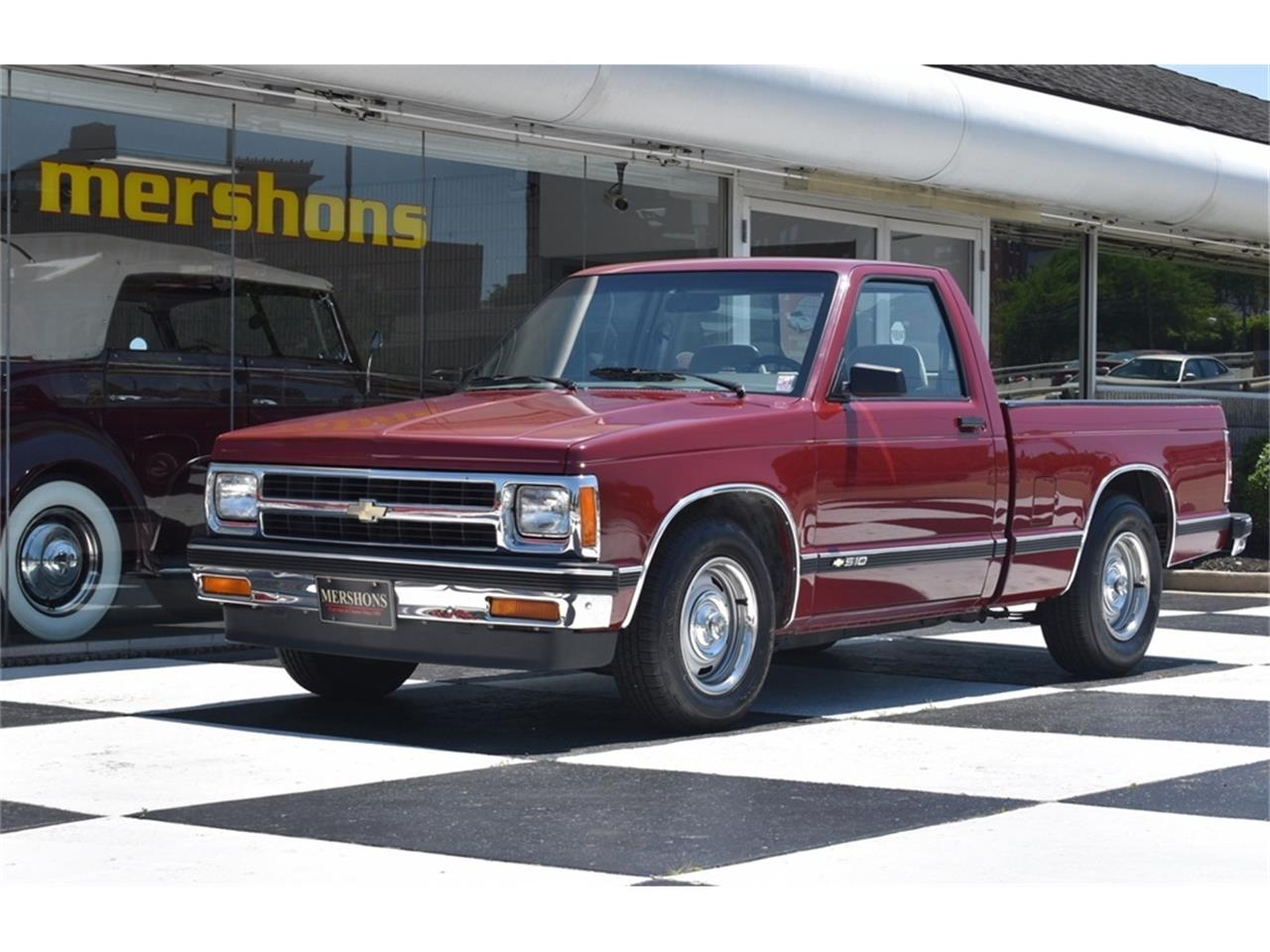 1992 Chevy S10 For Sale