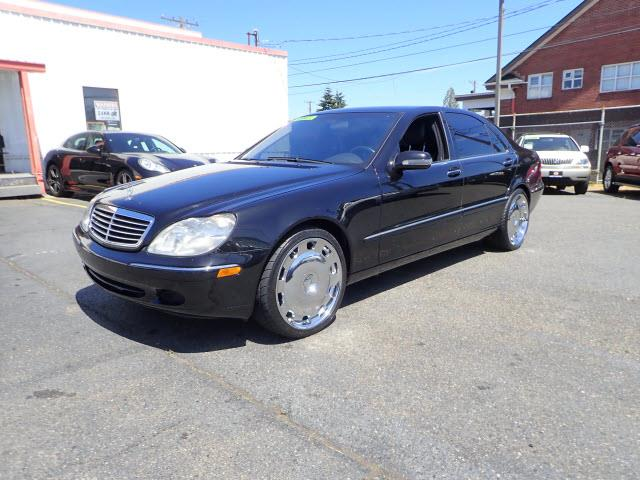 Picture of '02 S-Class - NTJA