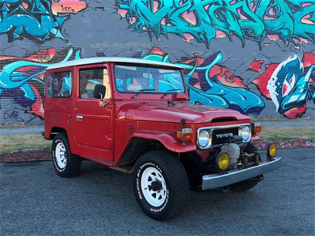 Picture of '80 Land Cruiser FJ - NTJO