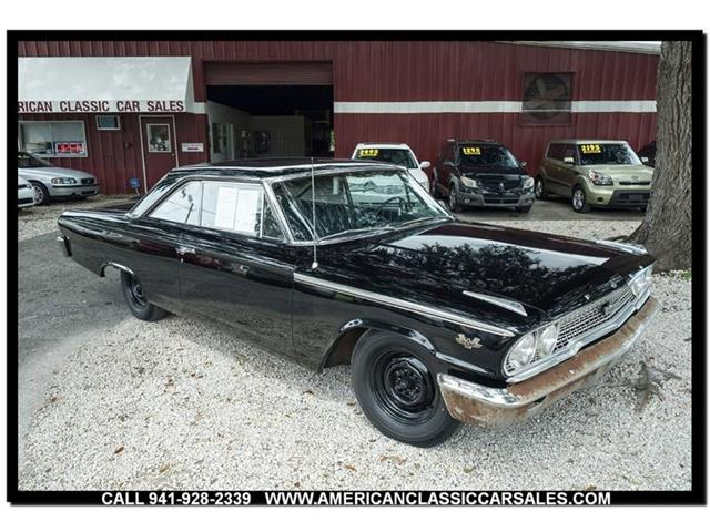 Picture of '63 Galaxie 500 - NTJV