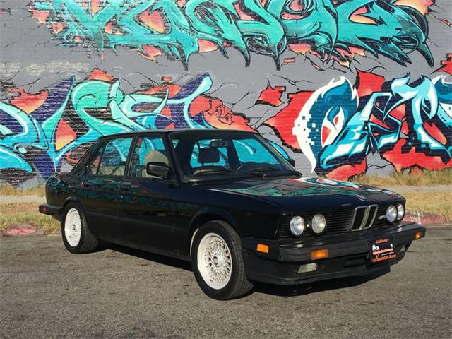 Picture of '88 M5 - NTKA