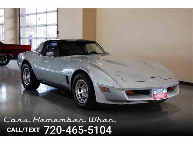 Picture of '82 Corvette - NTKC