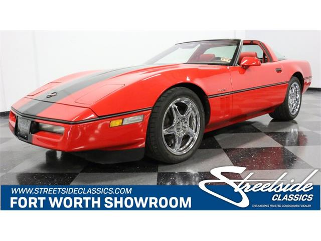 Picture of 1990 Chevrolet Corvette located in Ft Worth Texas - NTKH