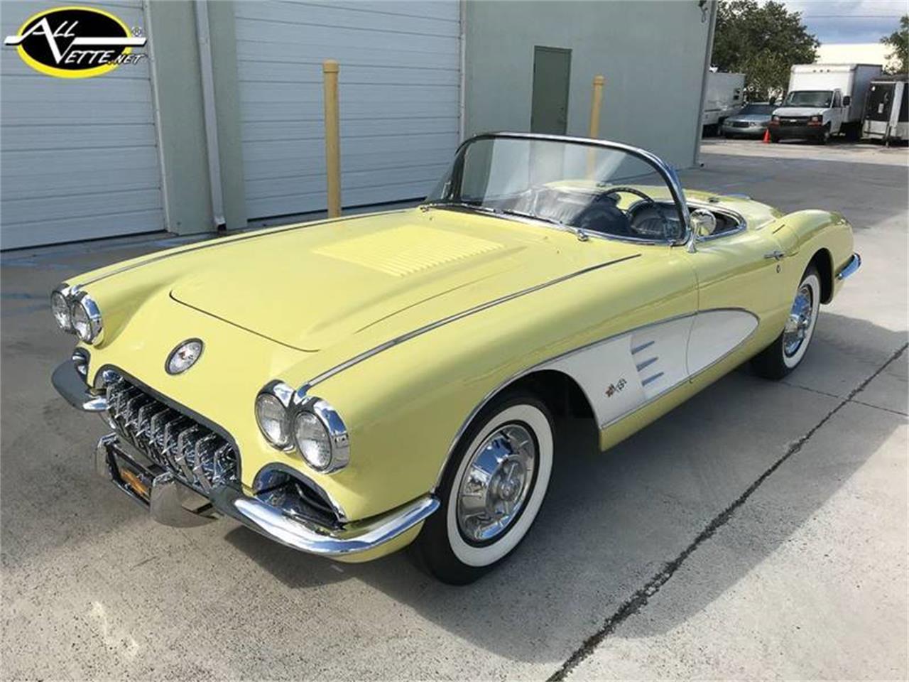 Picture of '58 Corvette - NTL8