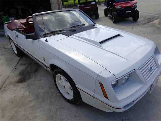 Picture of '84 Mustang GT350 - NTLH