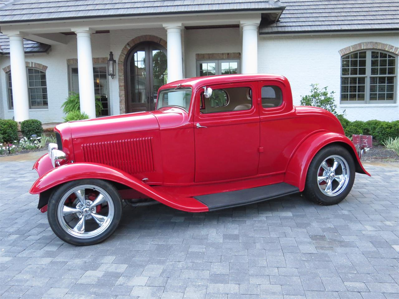 Large Picture of Classic 1932 5-Window Coupe located in Florida Offered by a Private Seller - NTM1
